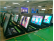China IP55 outdoor waterproof wall advertising digital signage wall mounting kiosk from the ground exporter